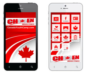 Chosen Ministries APP